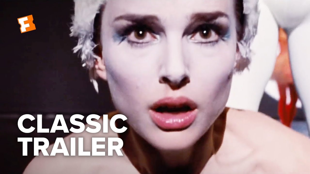 Black Swan 2010 Trailer 1 Movieclips Classic Trailers Youtube