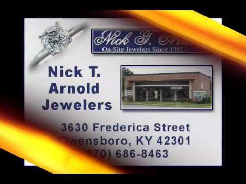 Retail Jeweler Arnold Jewelers Owensboro Kentucky 42301