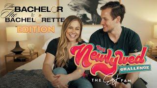 Newlywed Challenge: The Bachelor Edition (ft.Catherine +Sean,Arie +Lauren, Kaitlyn+Jason,Evan+Carly)