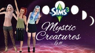 """""""FORGIVING ARGUS"""" Mystic Creatures - Sims 3 Ep 41"""