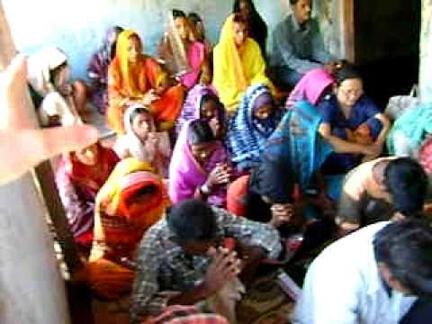 MINISTRY IN ORISSA INDIA, PLACE OF CHRISTIAN PERSECUTION.  VIDEO 3