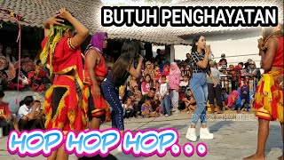 Download Artis Cantik dikerjain bujang ganong lucu banget - Cover balungan kere - ROGO SAMBOYO PUTRO