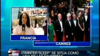 Relatos salvajes y Winter sleep compiten por la Palma de Oro de Cannes