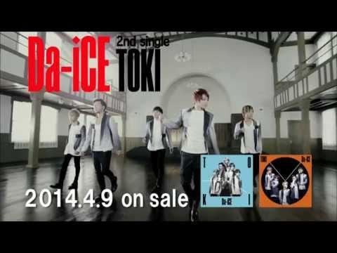 Da-iCE (ダイス) - 「TOKI」 WEB-SPOT