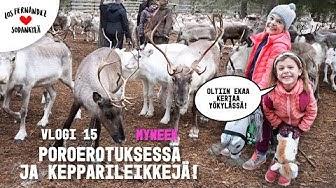 ARKIVIIKKO LAPISSA - UUSI JÄRKKÄ HUONEESSA! #vaihtovuosisodankylässä vlogi 15 (english subtitles)