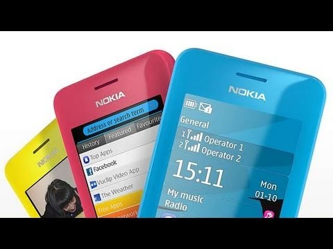 Face Book App For Nokia 206