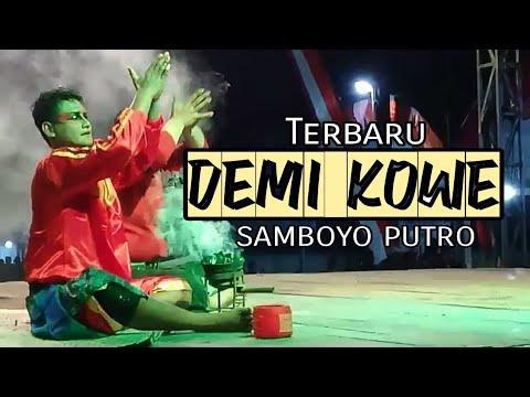 Lagu Hits  Demi Kowe Cover Jaranan Samboyo Putro