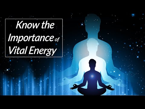 36 Save Vital Energy