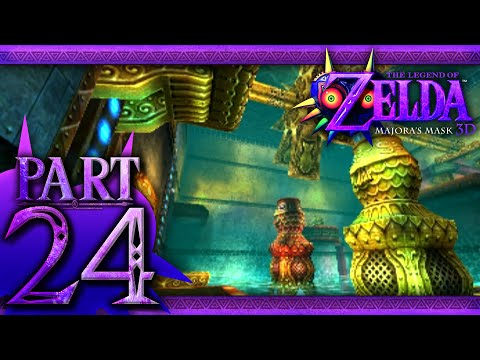 The Legend of Zelda: Majora's Mask 3D - Part 24 - Great Bay Temple
