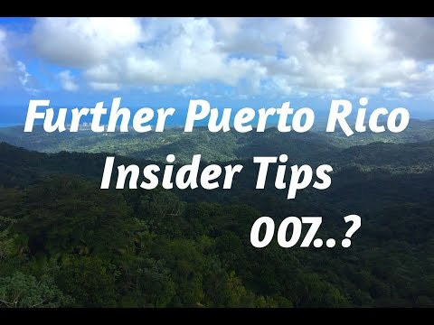 🌴Further Puerto Rico Travel Guide | Puerto Rico Vacation☀️