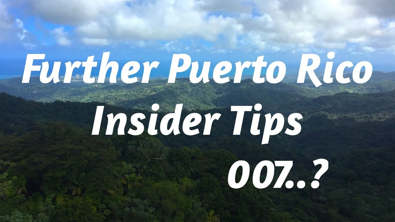 ?Further Puerto Rico Travel Guide | Puerto Rico Vacation☀️