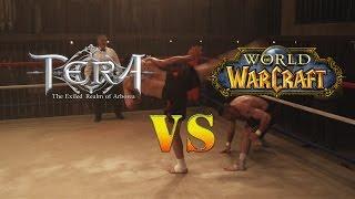 Почему TERA хуже Warcraft'a?