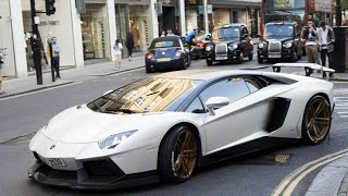 Start of Arab supercar invasion in Knightsbridge