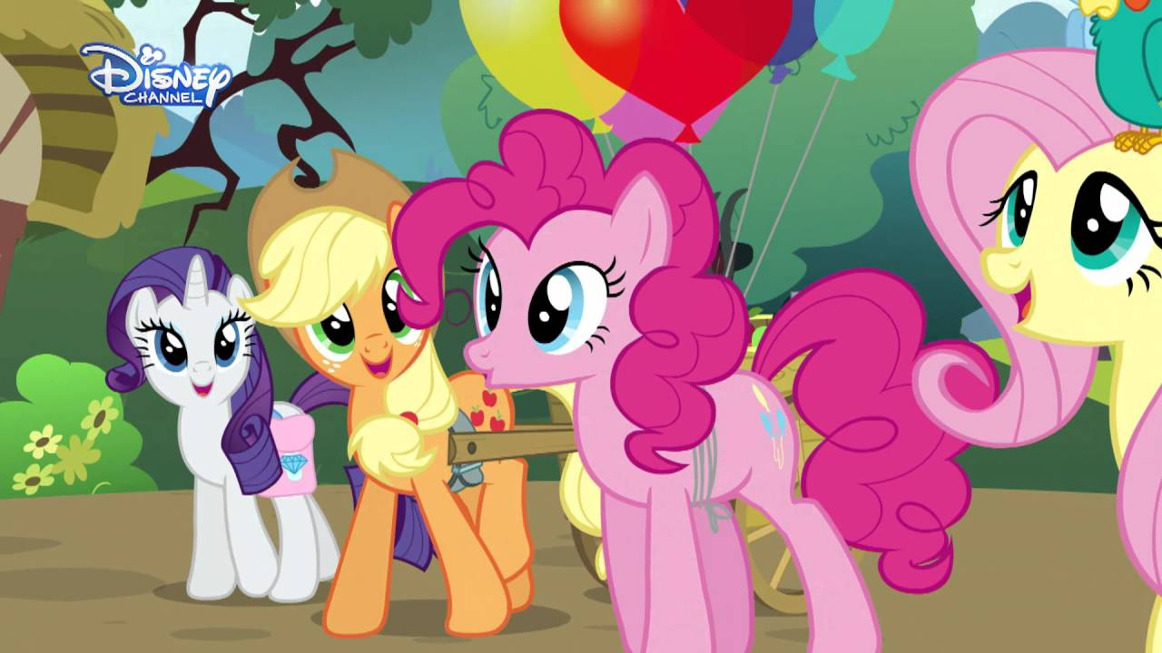 Disney Channel My Little Pony