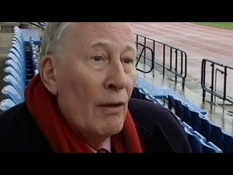 Archive: Sir Roger Bannister reflects on his legendary mile run