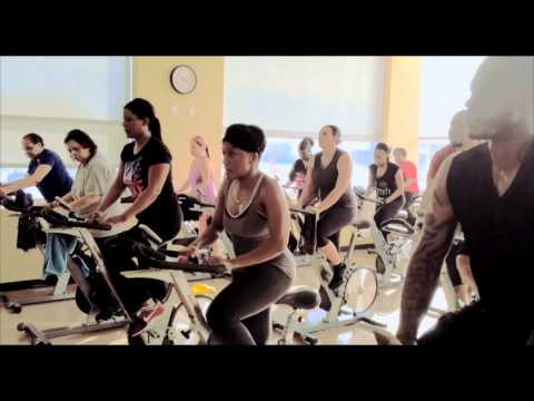 Hip Hop Cycling w/ Robert Mathis v1 | Phenom Fitness