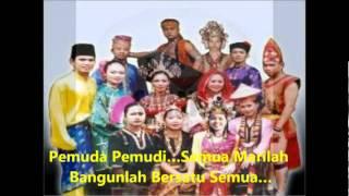 Lagu Negeri Sabah With Lyrics..