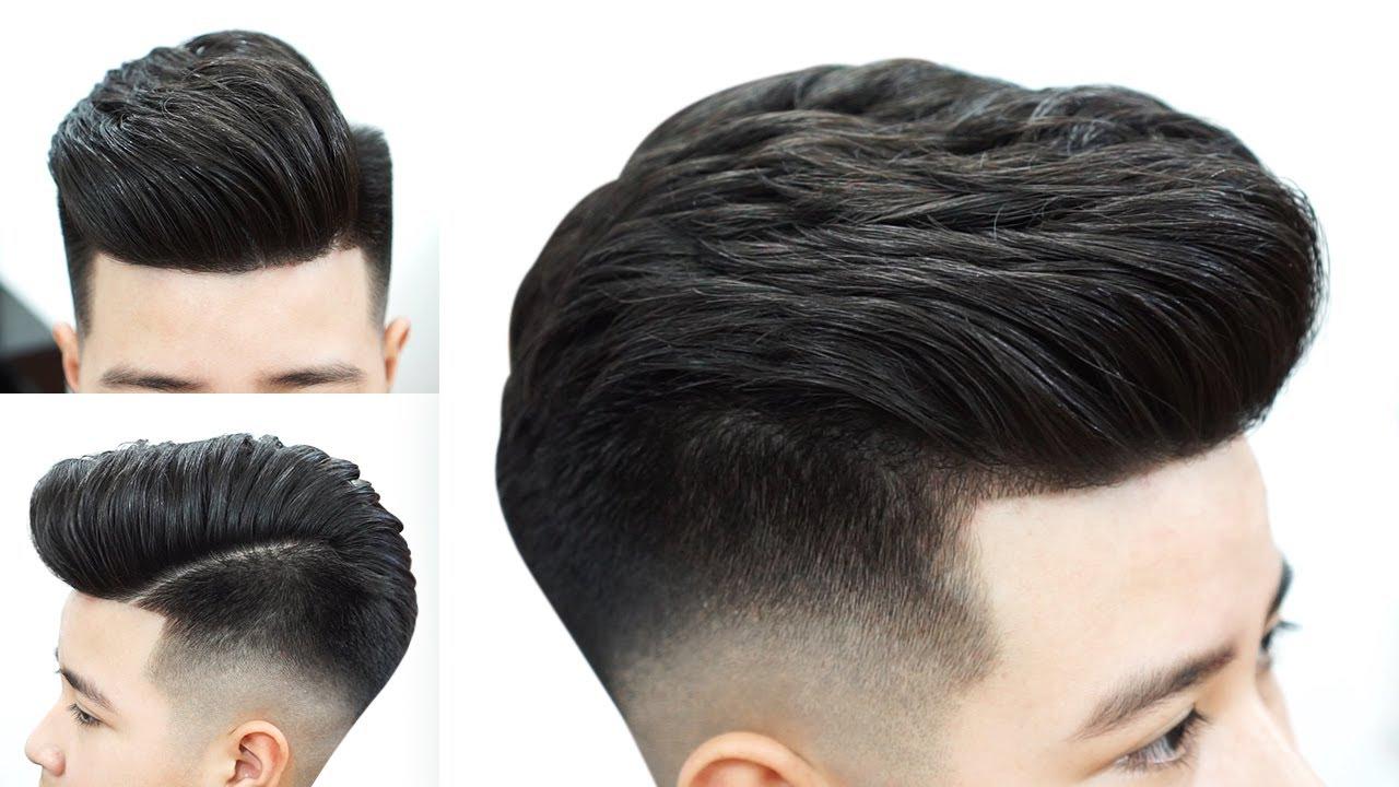 Kiểu tóc Undercut – Cắt tóc nam đẹp 2020 – Chính Barber Shop