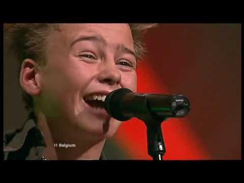 Junior Eurovision 2003: Belgium - X!NK - De Vriendschapsband
