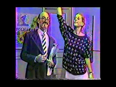 GUILHERME OSTY com LUCINHA LINS e SANDRA BARSOTTI - LUPULIMPIMCLAPLATOPO - TV MANCHETE