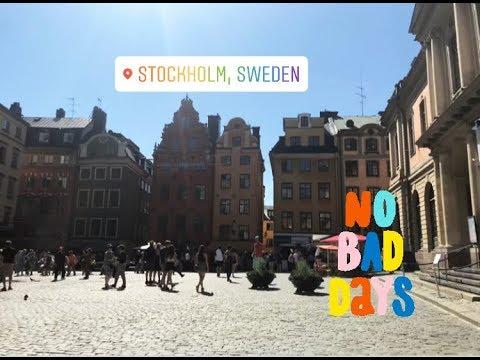 Free weekend in Stockholm!