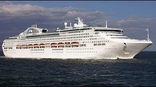 Sea Princess Day 3 - Captain