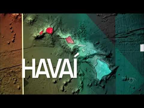 O Mundo Segundo Os Brasileiros - Havaí EUA   HD Completo