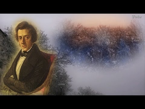 Chopin - Winter Wind Etude - Frederic Chopin - Klaviermusik - Klavierkonzert - Klassische Musik