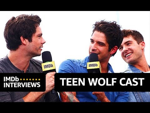 """""""Teen Wolf"""" Cast's Tearful Goodbye to Comic-Con Fans"""