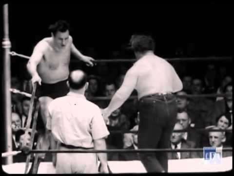 Killer Kowalski vs. Yukon Eric (01/15/1954)
