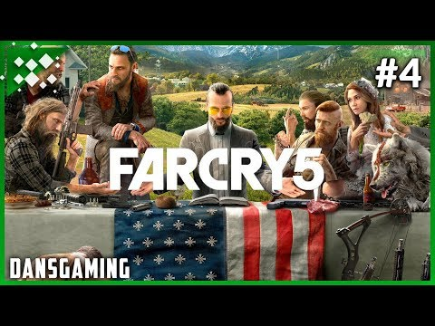 Let's Play Far Cry 5 (Part 4) - Dansgaming - PC Ultra Settings Gameplay