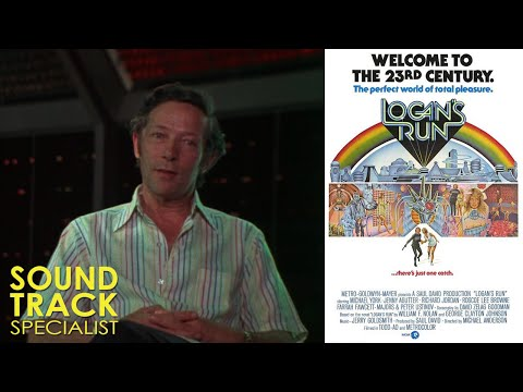 Michael Anderson | Logan's Run (1976) | A Look Into the 23rd Century
