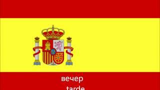 испанский язык: 150 Испанские фразы для начинающих