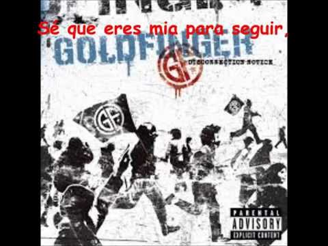 Goldfinger-My Everything [Sub. Español]