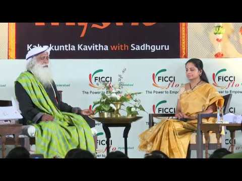In Conversation with Sadhguru Shri Jaggi  Vasudev Ji On Empowering Leadership in Women