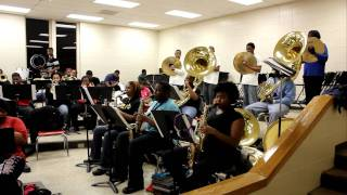 mississippi delta community college band