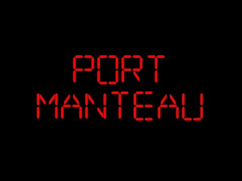 PORT MANTEAU 02 DIGITAL WITCH Horror Anthology Series MIND THE HEDGE