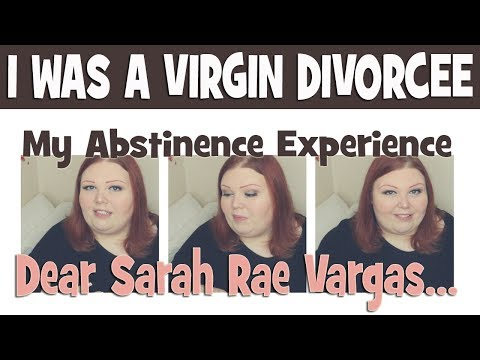 I Was A Virgin Divorcee   My Harmful Abstinence Experience