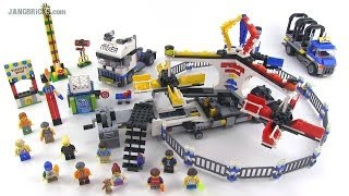 LEGO Creator 10244 Fairground Mixer Review! Summer 2014