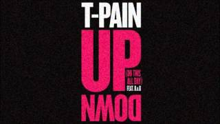 T-Pain Ft. B.o.B -- Up Down (Do This All Day) Instrumental