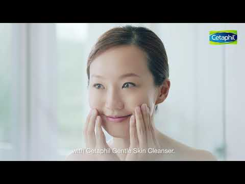 Ideal Cleansing for Face, Moisturising Bath for Body | Cetaphil Gentle Skin Cleanser