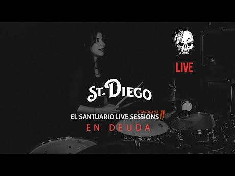 ST. Diego / En deuda / El Santuario Live Sessions – RAFO