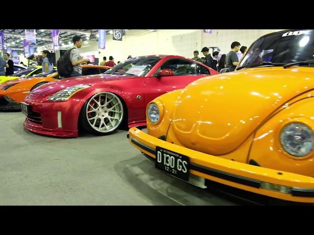 Indonesia Modification Expo 2018 | Mobil Modifikasi Paling Berkelas