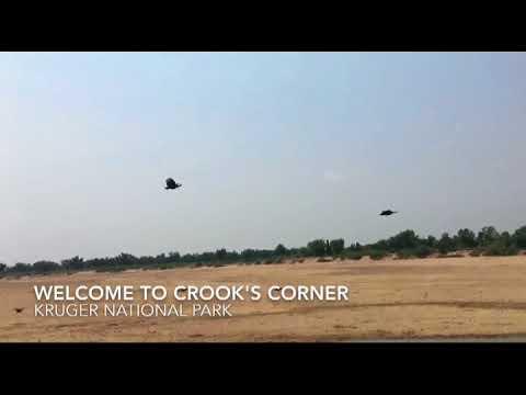 Crooks' Corner Kruger Park Oct 2017