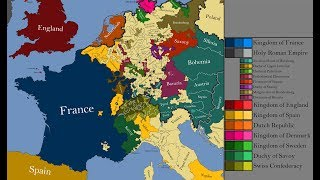 The History of Western Europe: Every Year