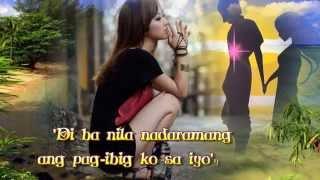 angeline quinto umiiyak ang puso with lyrics