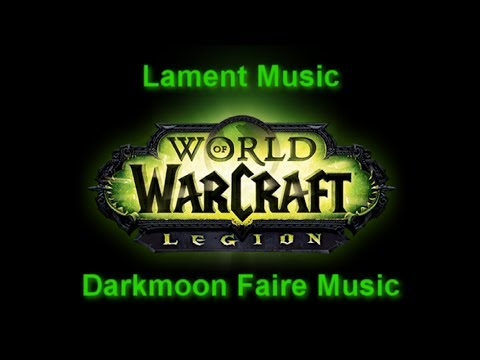 Lament Music (Blight Boar Band Music) - Legion Music