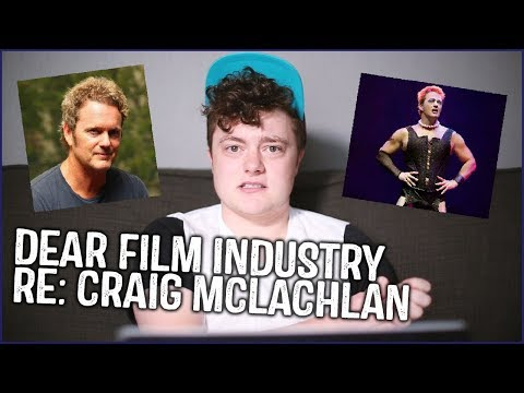 Dear Film Industry:  Re Craig McLachlan
