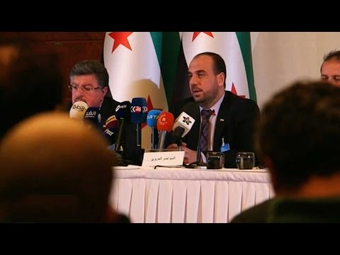 Violence in Syria threatens peace talks process