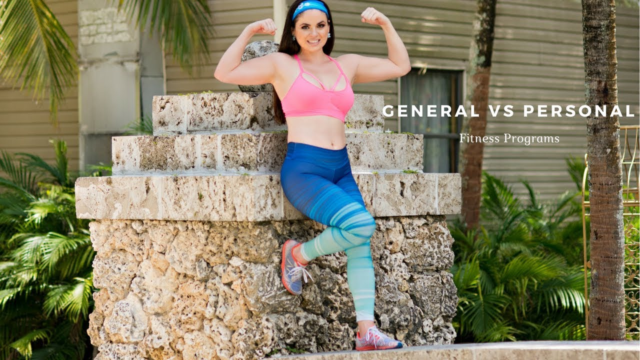 Personal Training vs General Fitness Guides